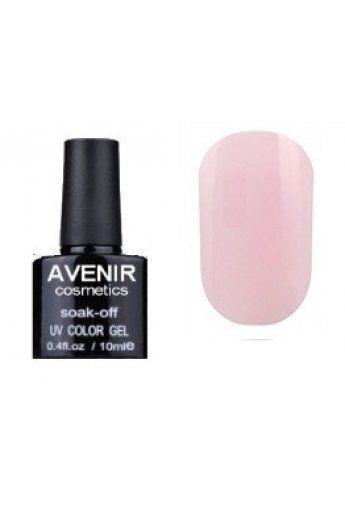 Авенир Cosmetics Гель-лак для ногтей 10мл №003 пастельно-розовый френч