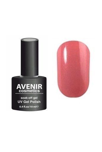 Авенир Cosmetics Гель-лак для ногтей 10мл №024 сахарная слива