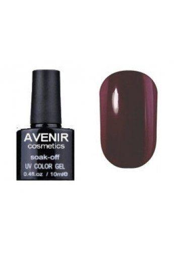 Авенир Cosmetics  Гель-лак для ногтей 10мл №072 марсала