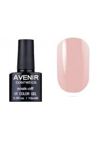 Авенир Cosmetics Гель-лак для ногтей 10мл №002 голливудский розовый френч