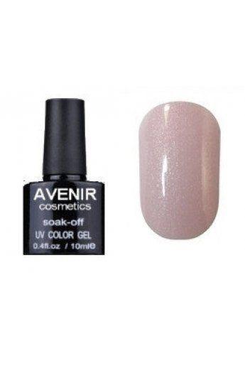 Авенир Cosmetics Гель-лак для ногтей 10мл №026 телесно-лиловый