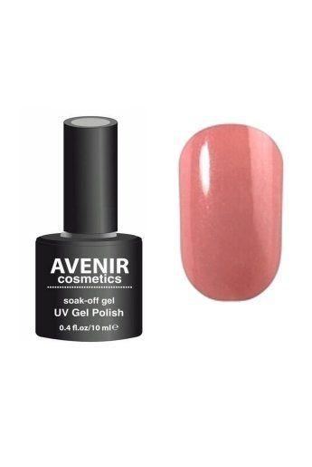 Авенир Cosmetics Гель-лак для ногтей 10мл №023 сухая роза