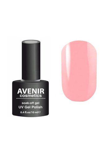 Авенир Cosmetics Гель-лак для ногтей 10мл №035 карамельный розовый
