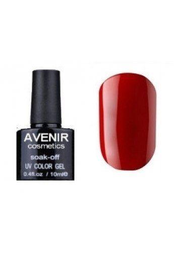 Авенир Cosmetics  Гель-лак для ногтей 10мл №068 красное вино