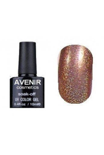 Авенир Cosmetics Гель-лак для ногтей 10мл №188 бриллиантовый розовый