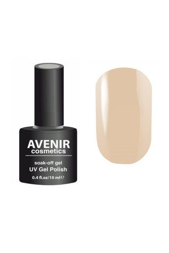Авенир Cosmetics Гель-лак для ногтей 10мл №015 светлый беж