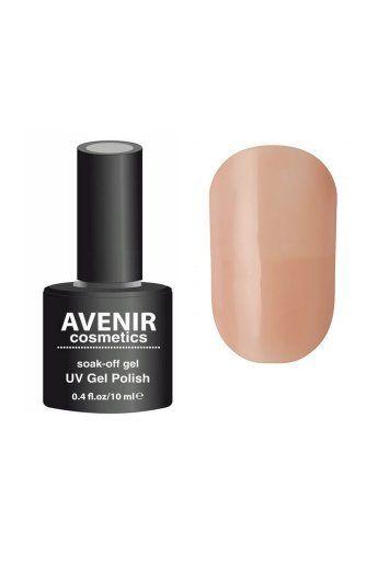 Авенир Cosmetics Гель-лак для ногтей 10мл №029 капучино