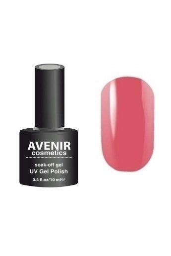 Авенир Cosmetics Гель-лак для ногтей 10мл №042 пыльная роза