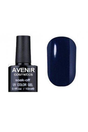 Авенир Cosmetics Гель-лак для ногтей 10мл №090 синяя насыщенная лазурь
