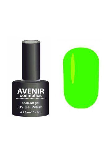 Авенир Cosmetics Гель-лак для ногтей 10мл №092 лайм