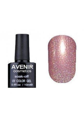 Авенир Cosmetics Гель-лак для ногтей10мл №146 золотистая слюда
