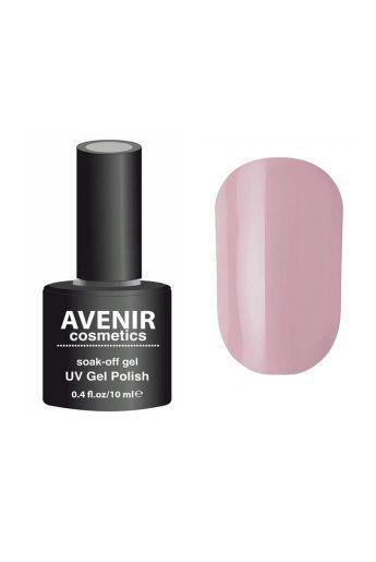 Авенир Cosmetics Гель-лак для  ногтей 10мл №008 лилово-розовый