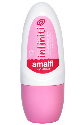 Amalfi Дезодорант-антиперспирант роликовый INFINITI 50мл