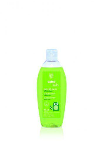 SAIRO Жидкое мыло+гель-пена для купания и принятия душа АЛОЕ детское 300мл