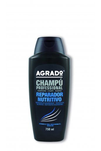 AGRADO Шампунь для волос профессиональный Обновляющий и Питательный 750 мл