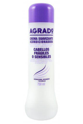 AGRADO Бальзам-Кондиционер для ЧУСТВИТЕЛЬНЫХ волос 750мл