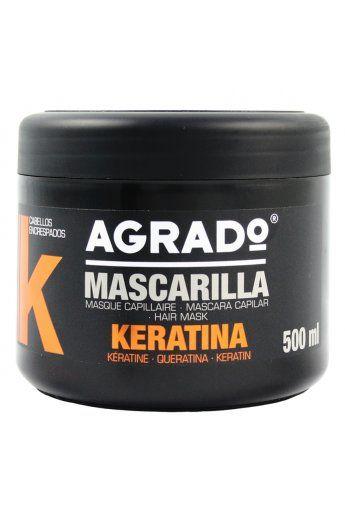 AGRADO Маска для волос  КЕРАТИН  500мл