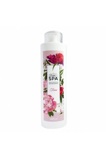 Belita SPA Пена для ванн «Пион»,520мл
