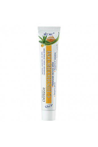 Dentavit Зубная паста «Dentavit» с прополисом 85гр